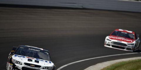 Could Tony Stewart return to NASCAR this weekend at Atlanta?