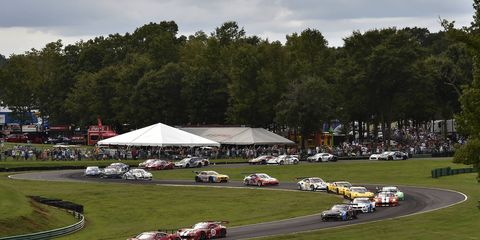 Virginia International Raceway has agreed to a sponsorship deal with Nissan.