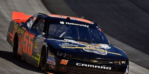 Jamie Dick was diagnosed with onset diabetes after the Xfinity race in Phoenix. He's taking some time off, but wants to get back to racing as soon as possible.