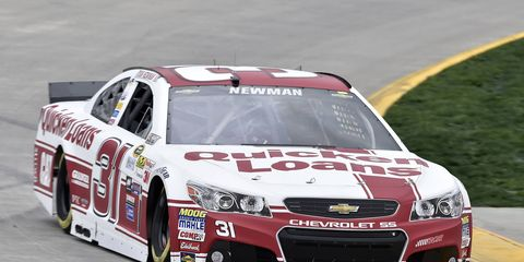 Thursday's ruling moved Ryan Newman from 24th to 20th in the NASCAR Sprint Cup Series standings.