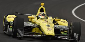 Sage Karam was the fastest driver in the second practice for the Indy 500 that was held on Monday.