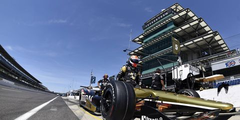 Formula One technical delegate Joe Bauer said that a crash like the one IndyCar driver James Hinchcliffe was involved in earlier this week wouldn't have caused the devastating injury if it happened in Formula One.