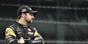 James Hinchcliffe, who was involved in a serious IndyCar wreck on Monday, is expected to make a full recovery.