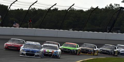 NASCAR will be in action this weekend at Watkins Glen. Check out the TV schedule below.
