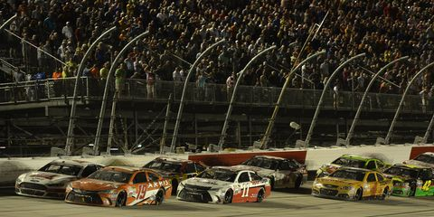 The downforce package that was featured at Darlington was extremely popular. It was so popular, it will likely be seen more in 2016.