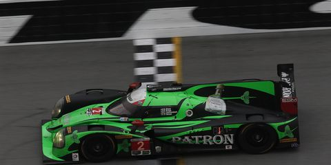 The ESM Tequila Patron will try to add to its Tequila Patron Endurance Cup points lead this weekend at Watkins Glen.