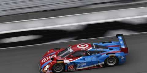 Chip Ganassi has refused to rule out making a switch from Chevrolet to Ford in NASCAR.