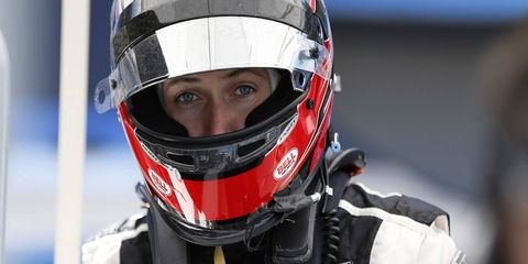 Zach Veach has six wins and six poles in three Indy Light seasons and was the third-place finisher in the championship last season.