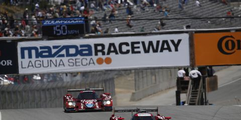 Mazda Raceway Laguna Seca has long been known as a premier sports-car track. However, with reports that the International Speedway Corp. is in negotiations to take over operations, it's reasonable to wonder if NASCAR could make an appearance there in the future.