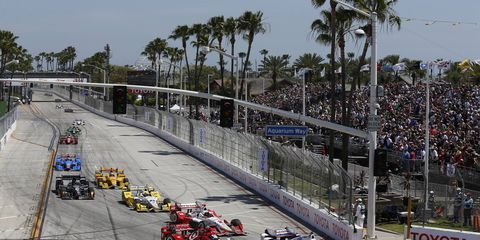 A group of IndyCar fans have started a petition to show support for the Grand Prix of Boston.