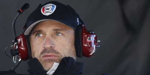 TV star and sports car driver Patrick Dempsey is working on a Formula One-based TV show.