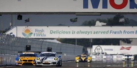 With a large, diverse field, a win at Sebring is up for grabs this weekend.
