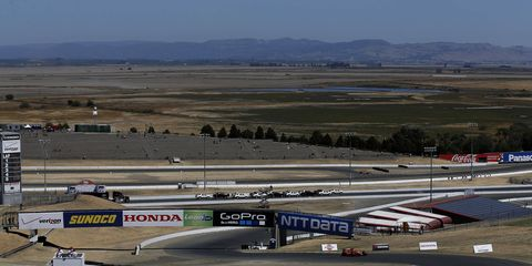 A 6.0 earthquake struck just miles away from Sonoma early Sunday morning. IndyCar is in Sonoma for a race today.