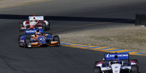 Mikhail Aleshin is coming back to IndyCar.