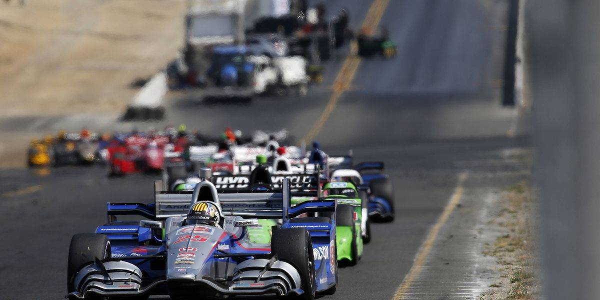 Indycar Adds Car Tethers As Safety Enhancements For 2016