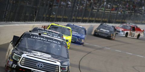 The Xfinity Series and the Camping World Trucks Series will go through a few changes in 2015.