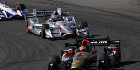 Promoters have pulled out of the Boston IndyCar race.