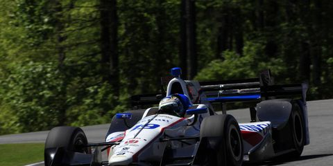 Luca Filippi will race in Toronto this weekend for Dale Coyne Racing.