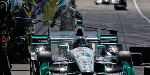 The Verizon IndyCar Series is not heading to Boston for what was scheduled to be a Labor Day weekend race.