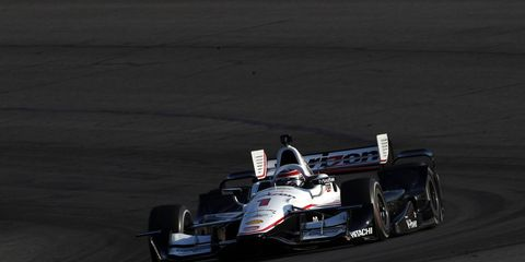 Reigning IndyCar champ Will Power completed the quickest lap during testing at Barber Motorsports Park.