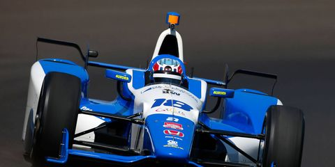Rodolfo Gonzalez will be in the No. 18 car for Dale Coyne Racing on Belle Isle.