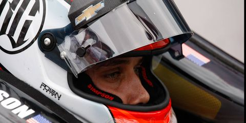 Bryan Clauson finished the 2016 Indianapolis 500 in 23rd place for team owner Dale Coyne.