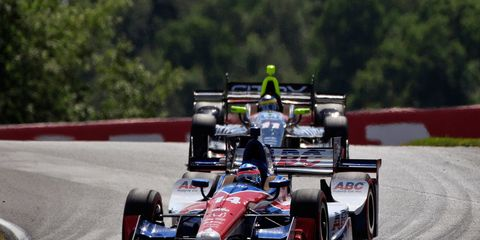 The Honda Indy 200 at Mid-Ohio delivered NBCSN its best TV ratings since it began broadcasting the Verizon IndyCar Series in 2009.