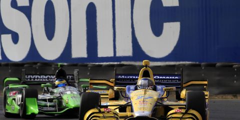 The 2016 IndyCar schedule is expected to feature 16 events.