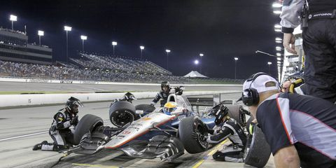 IndyCar rescinded a minor penalty it levied against James Jakes after the Iowa race.