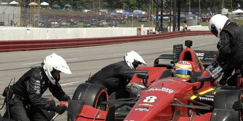 Although some teams cried foul at Sage Karam's Mid-Ohio spin (which helped his teammate, Scott Dixon), IndyCar didn't penalize Karam, indicating no wrongdoing.