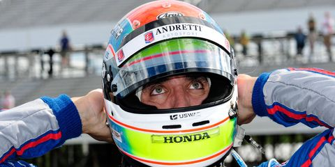 Andretti Autosport IndyCar driver Justin Wilson died Monday of injuries sustained in a crash on Sunday at Pocono Raceway.