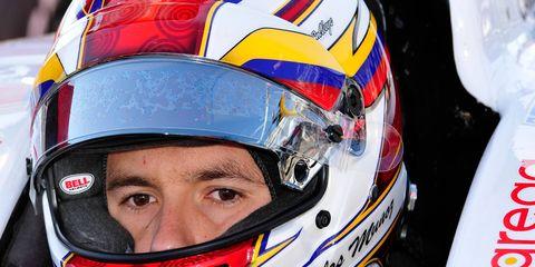 Carlos Munoz raced for Andretti Autosport in 2016.