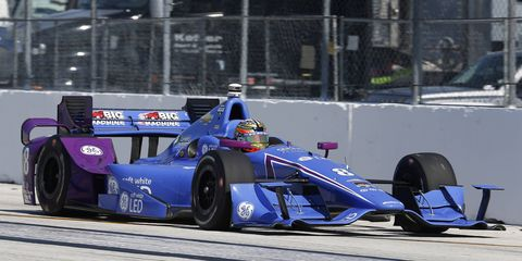 Sage Karam will be driving in New Orleans with Chip Ganassi Racing.