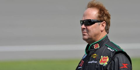 Mike Wallace, 57, has made 197 NASCAR Sprint Cup starts and 494 Xfinity Series starts in his racing career.