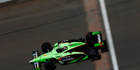 Danica Patrick finished third in the 2009 Indy 500.
