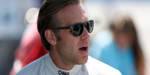 IndyCar driver and team co-owner Ed Carpenter let it be known that he wasn't happy about rival Sage Karam's antics at Iowa, and he let IndyCar officials know it.