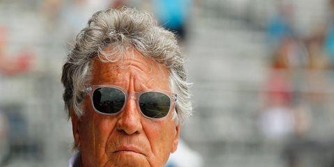 Mario Andretti hopes 21-race Formula One schedule includes the U.S. Grand Prix in 2016.