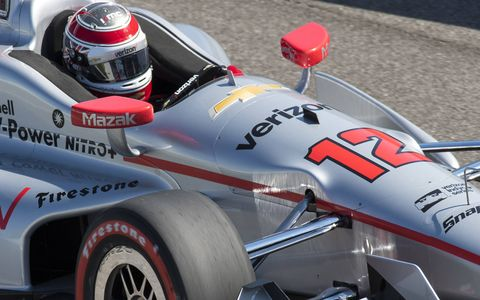 Sights from Friday's action at Indianapolis Motor Speedway ahead of the Indy Grand Prix.