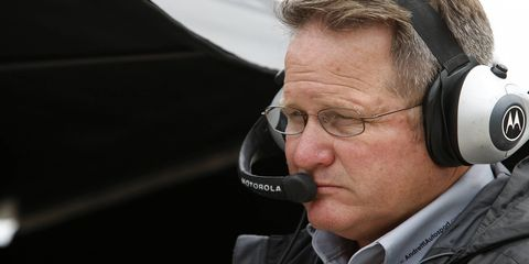 George Klotz is leaving Andretti Autosport to go to A.J. Foyt Racing.