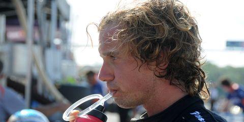 Francesco Dracone last drove in IndyCar in 2010.