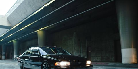 For hip-hop artist Killer Mike, the B-body Chevrolet Impala SS was an aspirational vehicle.