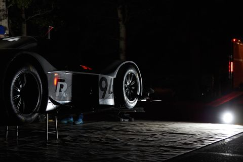 The electric vehicle record at Pikes Peak was previously set by Rhys Millen in 2016 with a time of 8:57.118 in a 1,600 hp electric prototype.