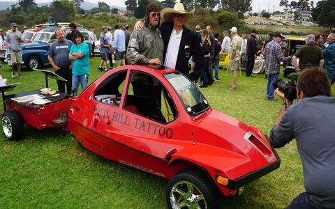 The 2016 Concours d'Lemons is the anti-elegance car show. It features the weirdest, most worn in and wildest automobiles from across the country.