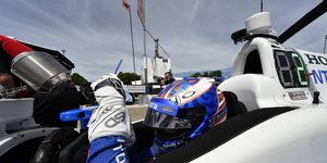 The Verizon IndyCar Series championship now fully runs through Scott Dixon.