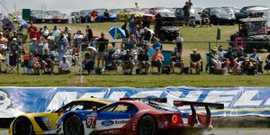 Michelin will be taking on a more prominent role in IMSA beginning in 2019.