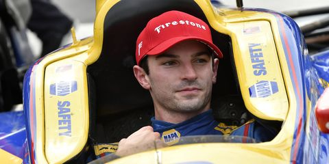 Alexander Rossi won the second IndyCar race of his career this past weekend at Watkins Glen International.