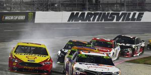 NASCAR fans want to see more night racing at Martinsville Speedway, but much has to be negotiated for it to happen.
