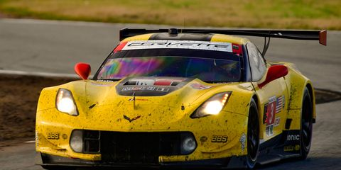 Corvette Racing will be chasing its ninth win at Le Mans.