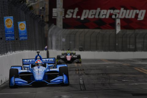 Sights from the IndyCar Series action ahead of the Grand Prix of St. Petersburg Saturday, March 10, 2018.