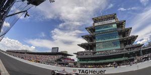 Will Power won his first Indy 500 on his 11th try.